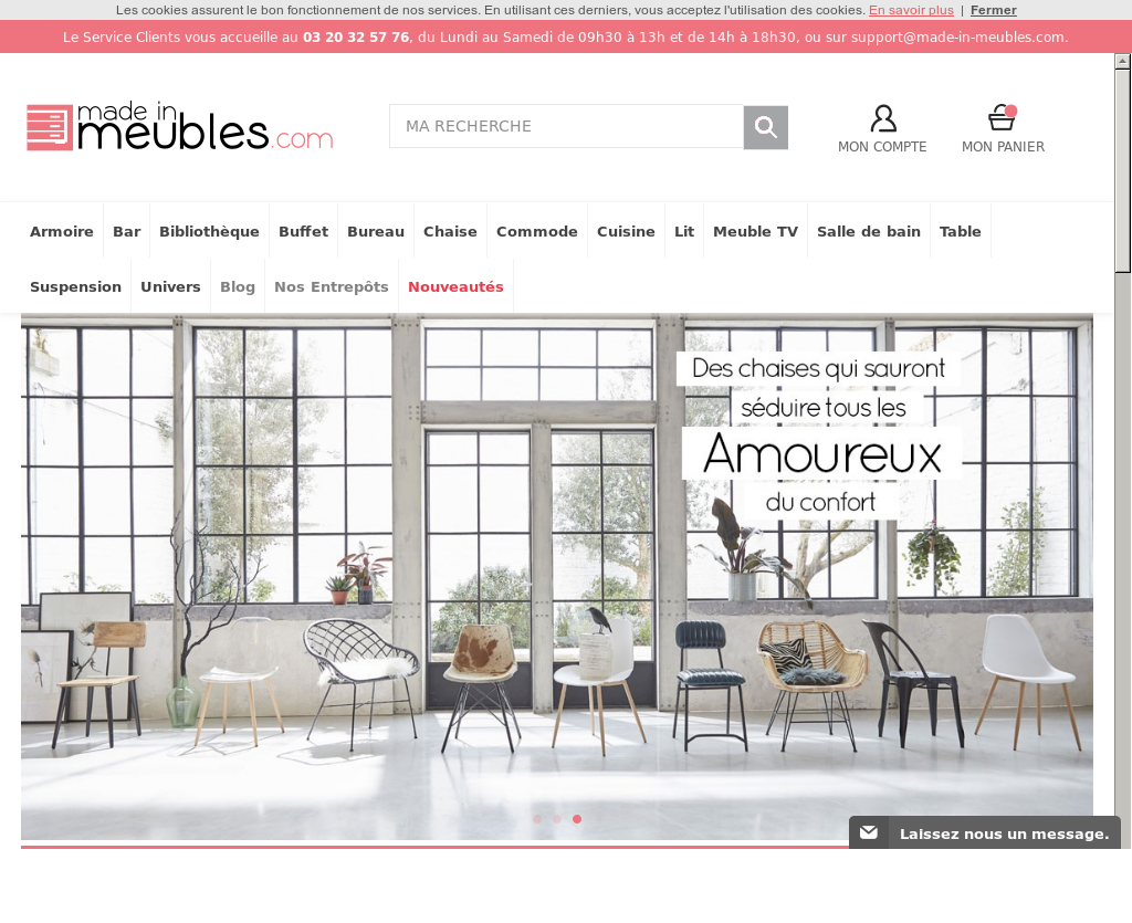 Made In Meubles Competitors Revenue And Employees Owler