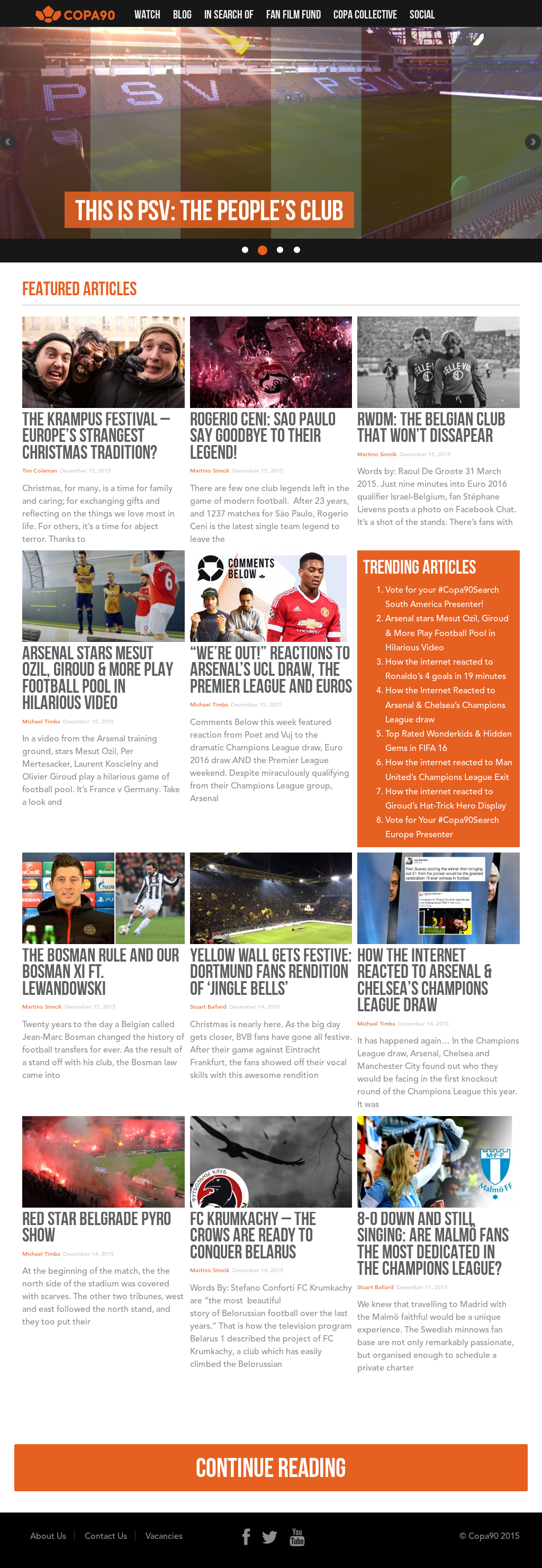Copa90 Competitors, Revenue and Employees - Owler Company