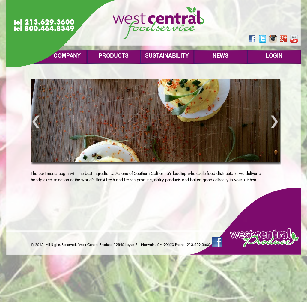 West Central Produce Competitors, Revenue and Employees