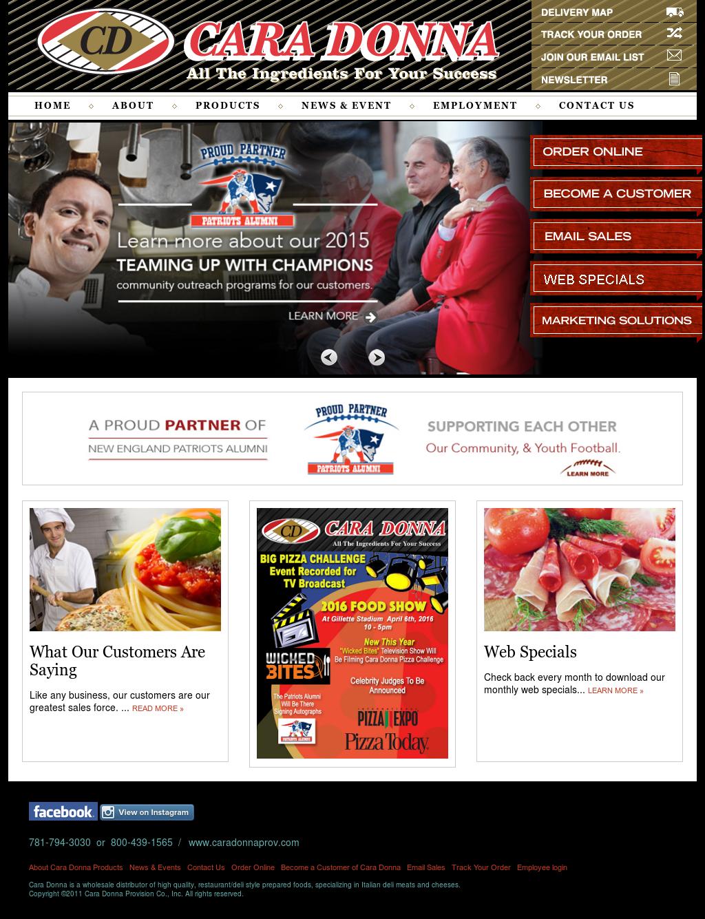 sale retailer 82da5 86e37 Cara Donna Provision Competitors, Revenue and Employees ...