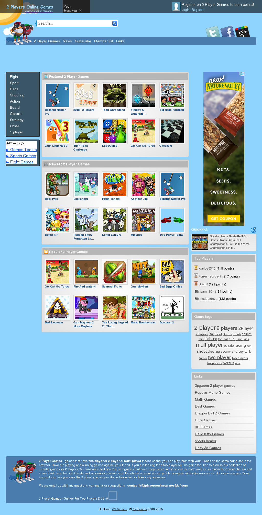 2 Players Online Games Competitors, Revenue and Employees