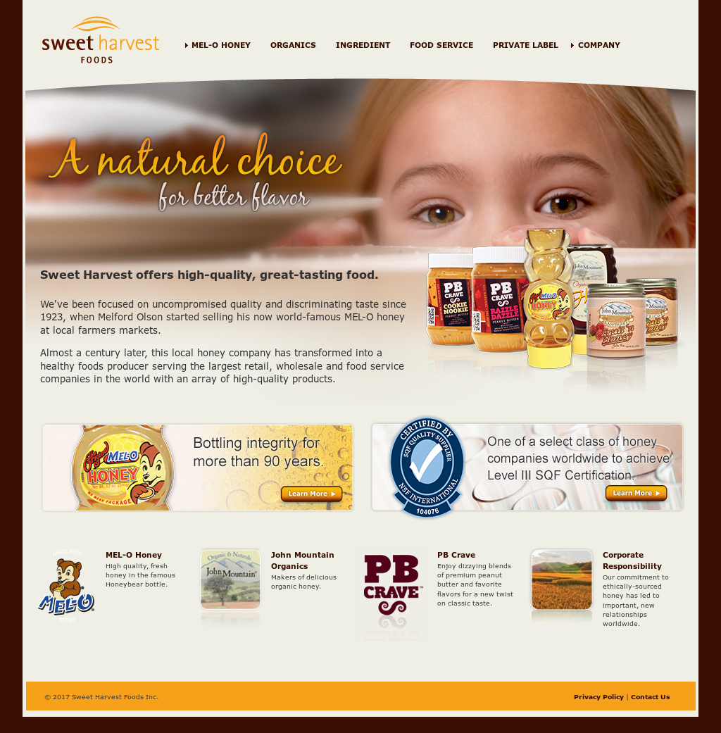 Sweet Harvest Foods Competitors, Revenue and Employees - Owler