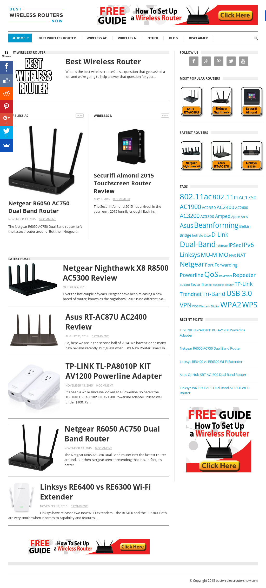 Best Wireless Routers Now Competitors, Revenue and Employees