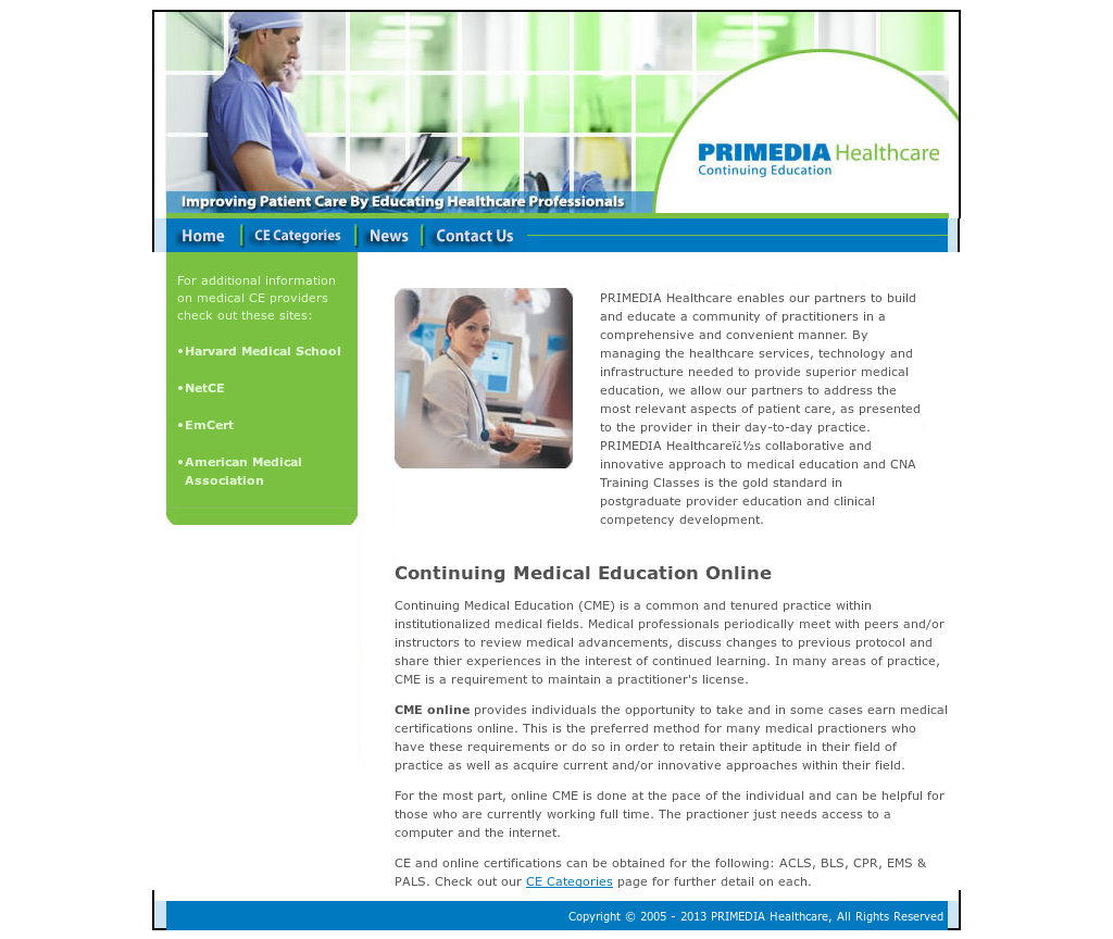 Primedia Healthcare Competitors Revenue And Employees Owler
