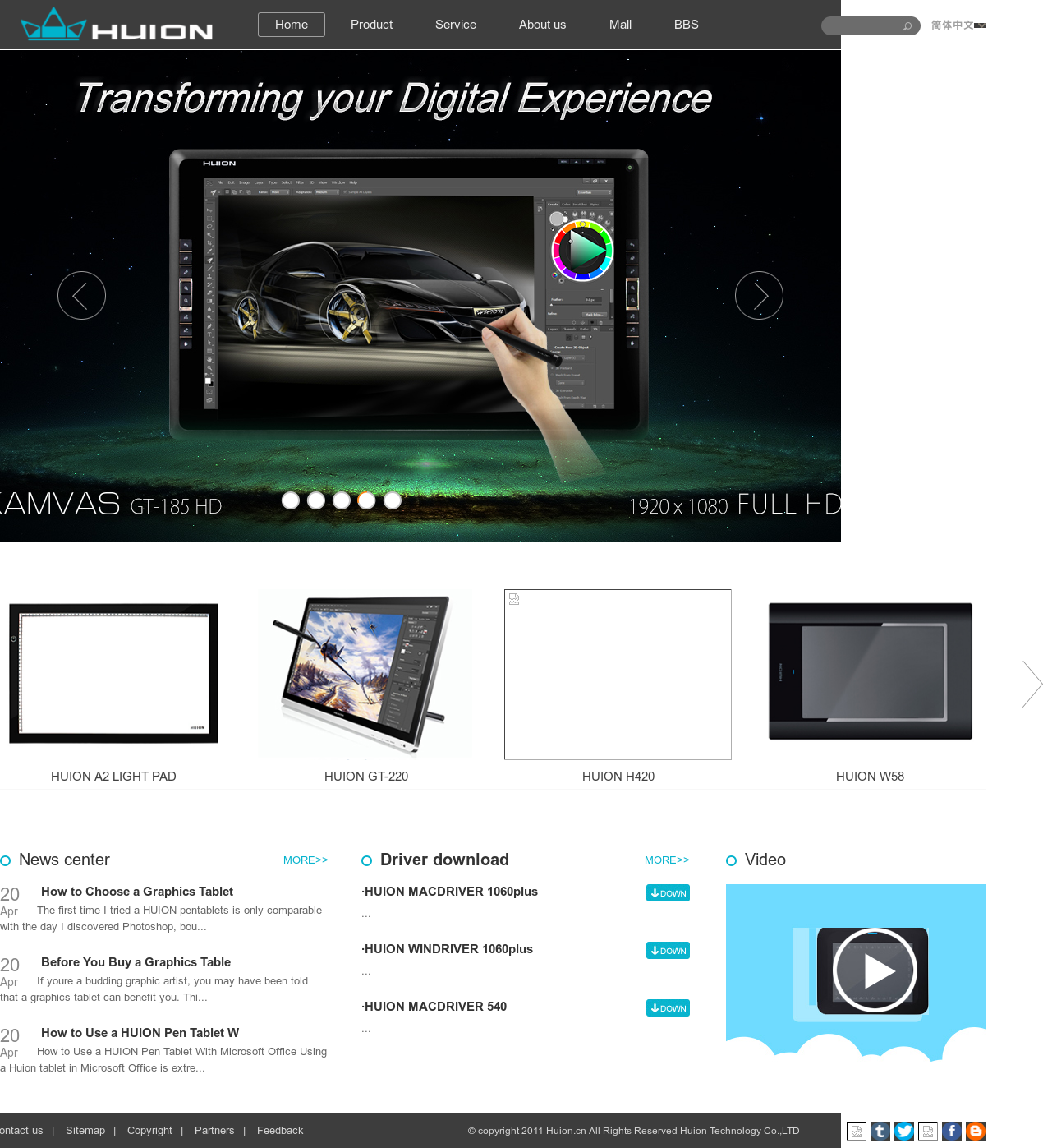 Huion Tablet Competitors, Revenue and Employees - Owler