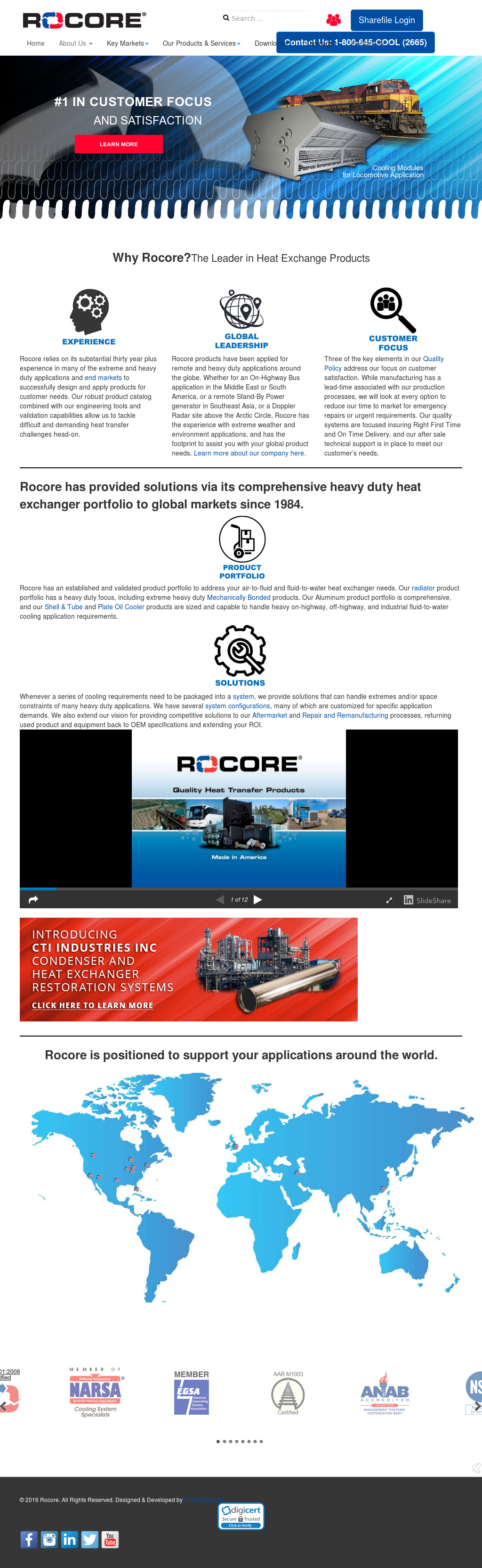 Rocore Competitors, Revenue and Employees - Owler Company