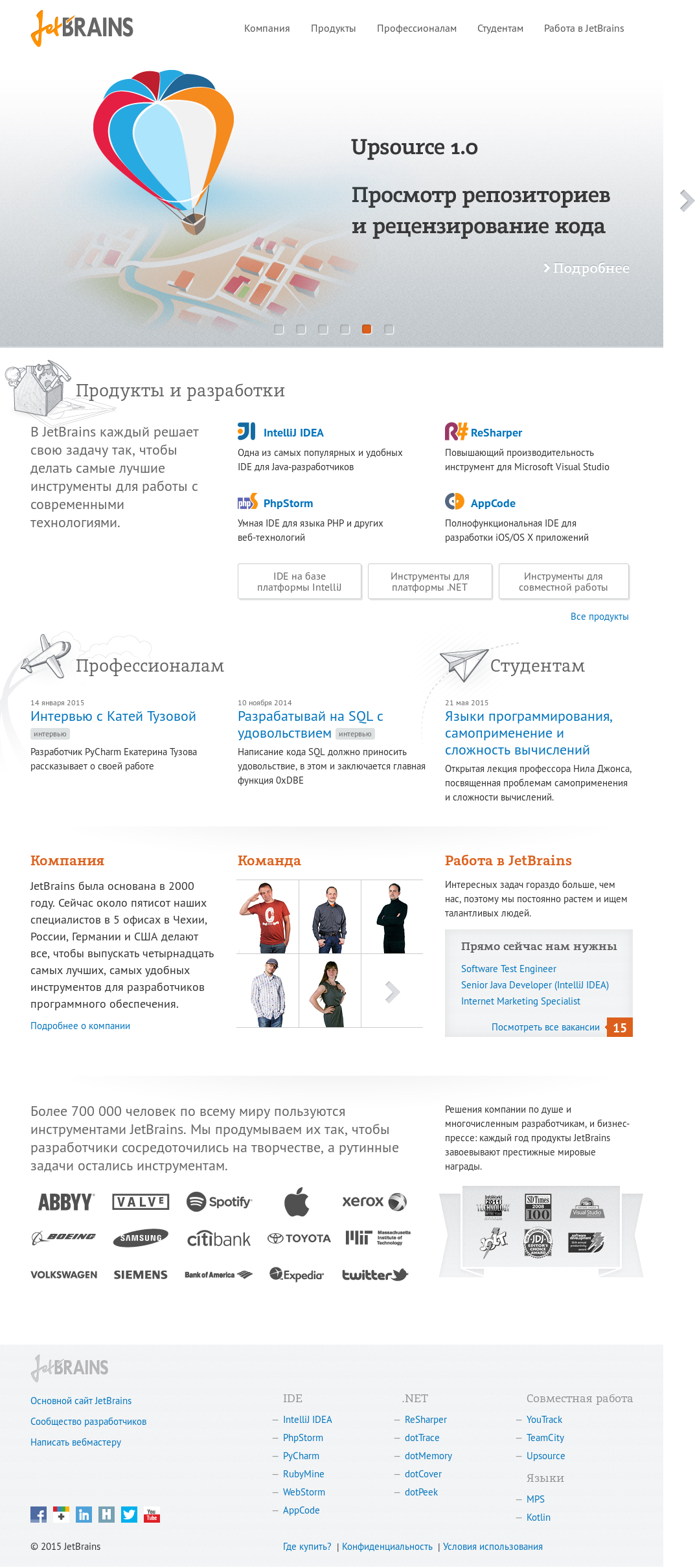 Jetbrains Competitors, Revenue and Employees - Owler Company