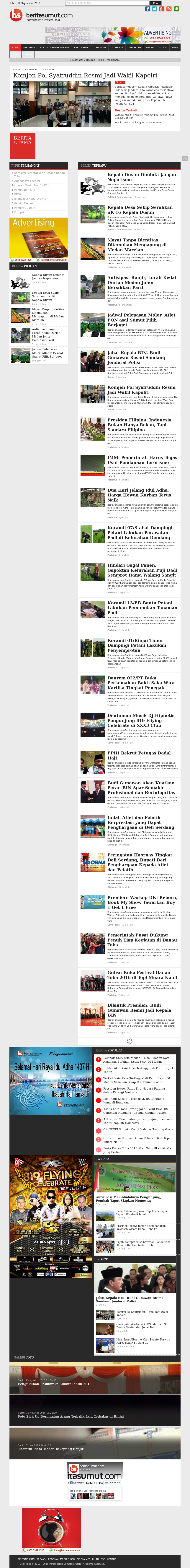 berita sumut s competitors revenue number of employees funding acquisitions news owler company profile owler