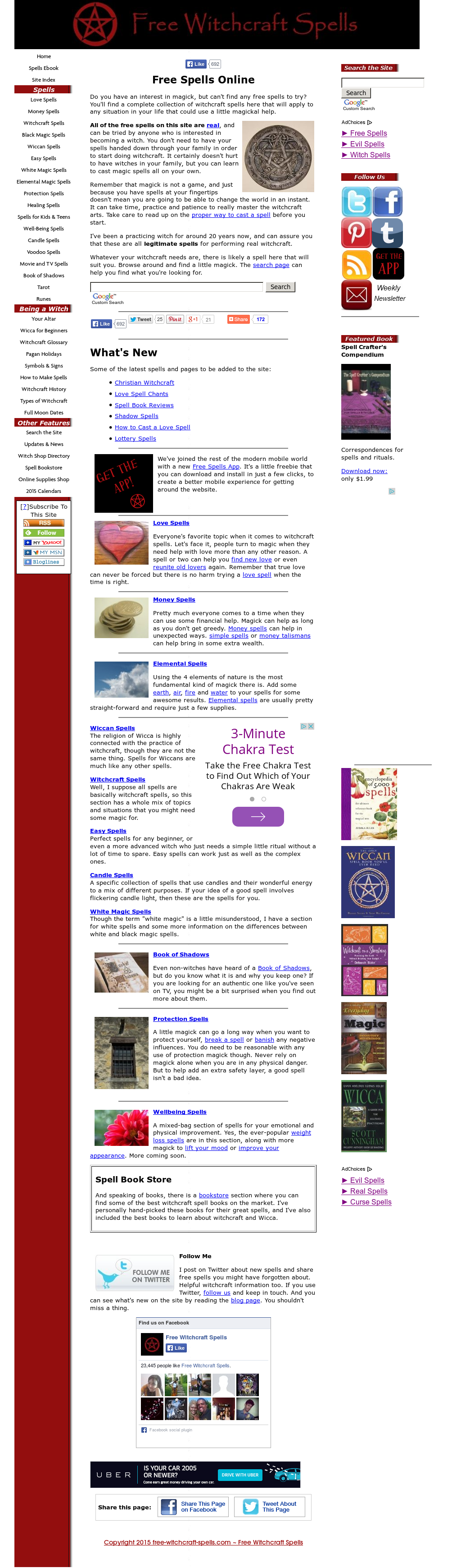 Free Witchcraft Spells Competitors Revenue And Employees Owler Company Profile