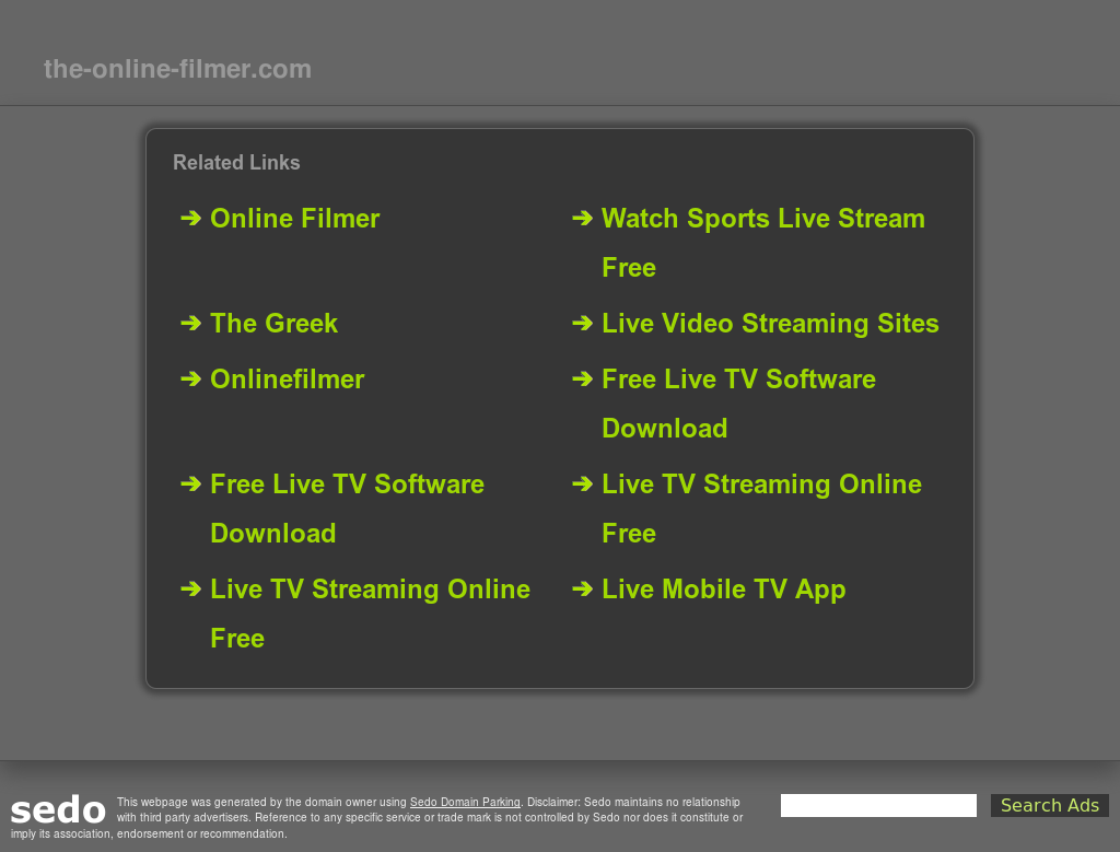 The-online-filmer Competitors, Revenue and Employees - Owler Company