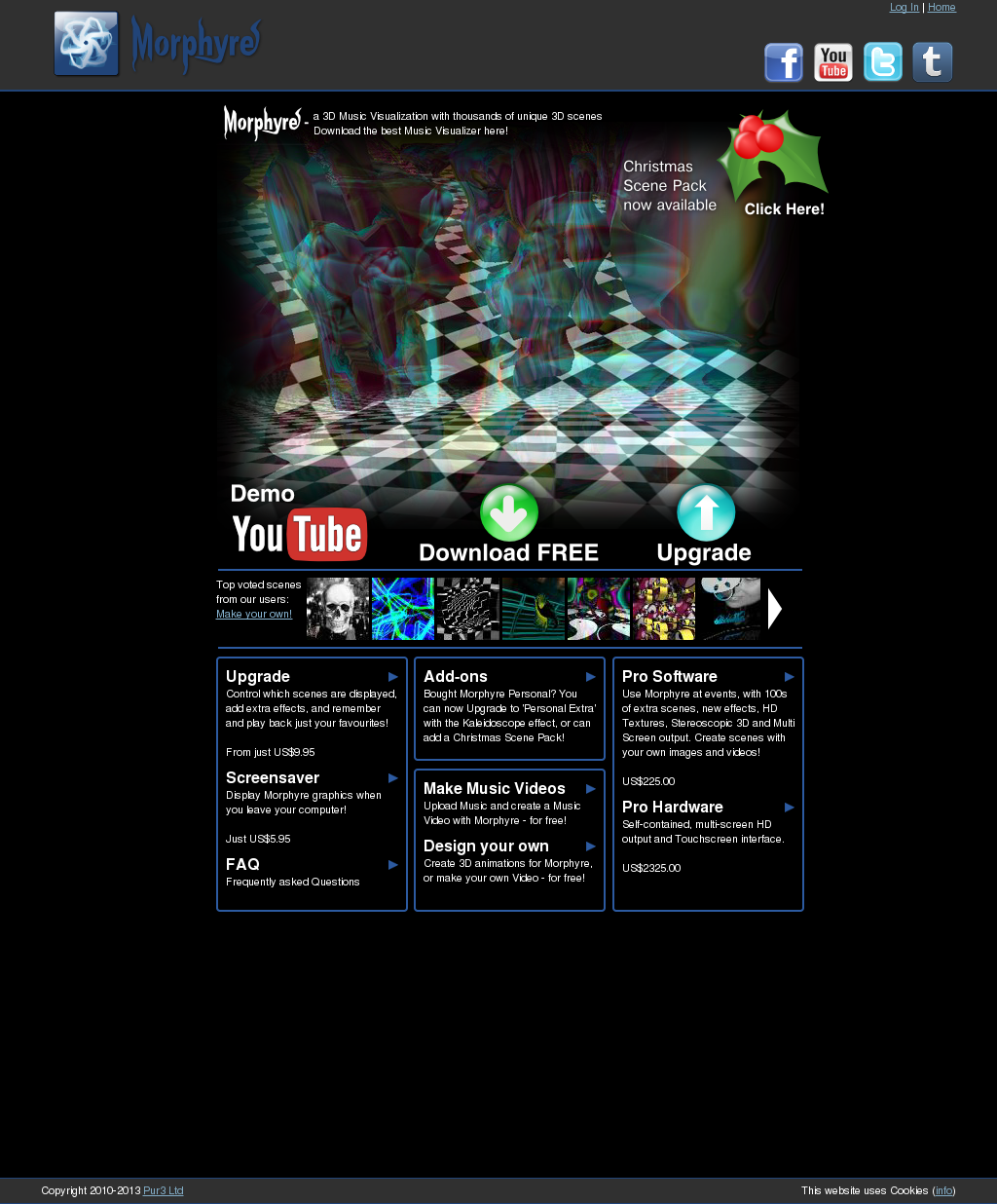 Music Visualizer Software Free Download