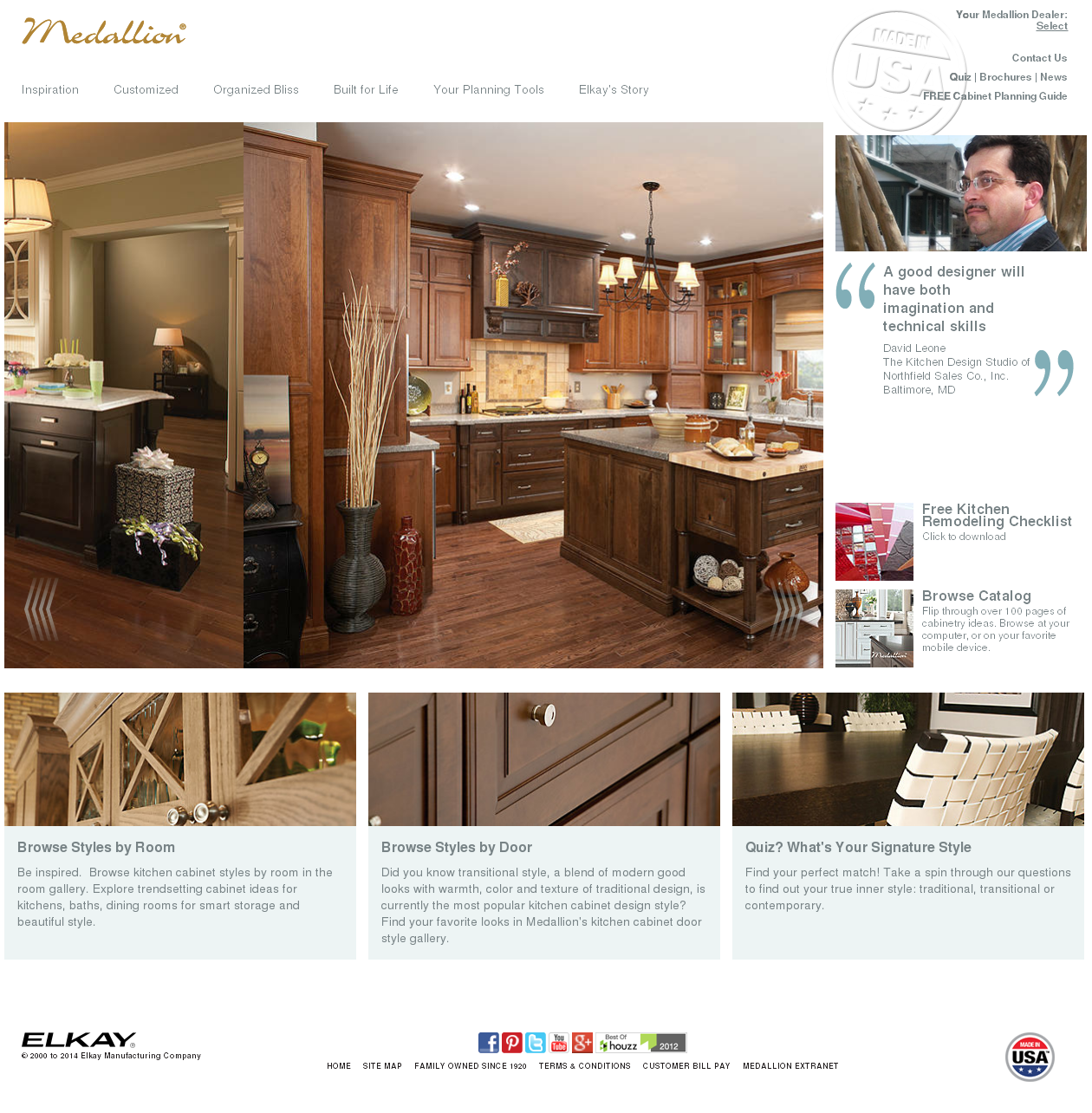 Medallion Cabinetry Compeors Revenue And Employees Owler Company Profile