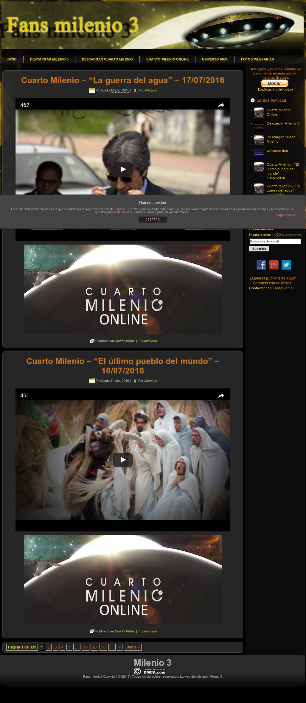 Awesome Bajar Cuarto Milenio Photos - Casas: Ideas, imágenes y ...