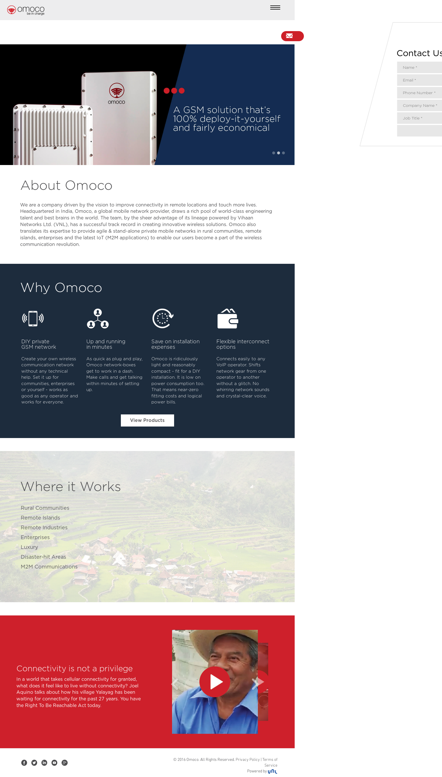 Omoco Competitors, Revenue and Employees - Owler Company Profile