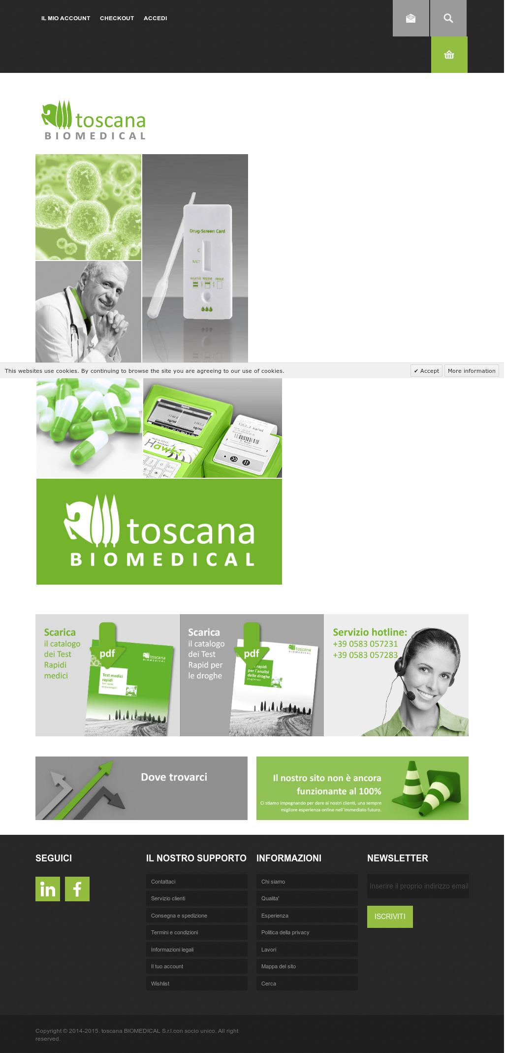 Toscana Biomedical S.r.l.con Socio Unico Competitors, Revenue and ...