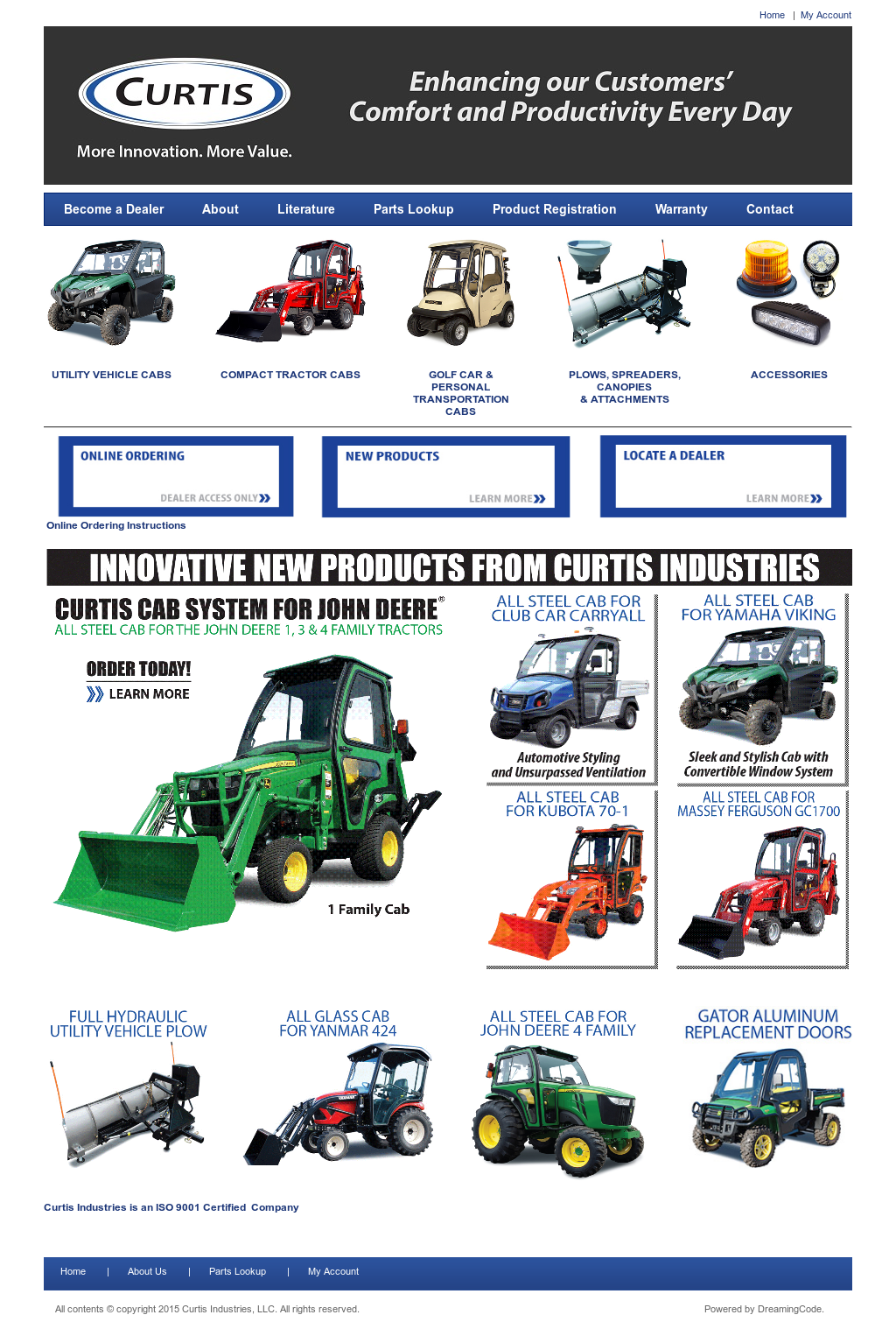 Curtis Industries Competitors, Revenue and Employees - Owler