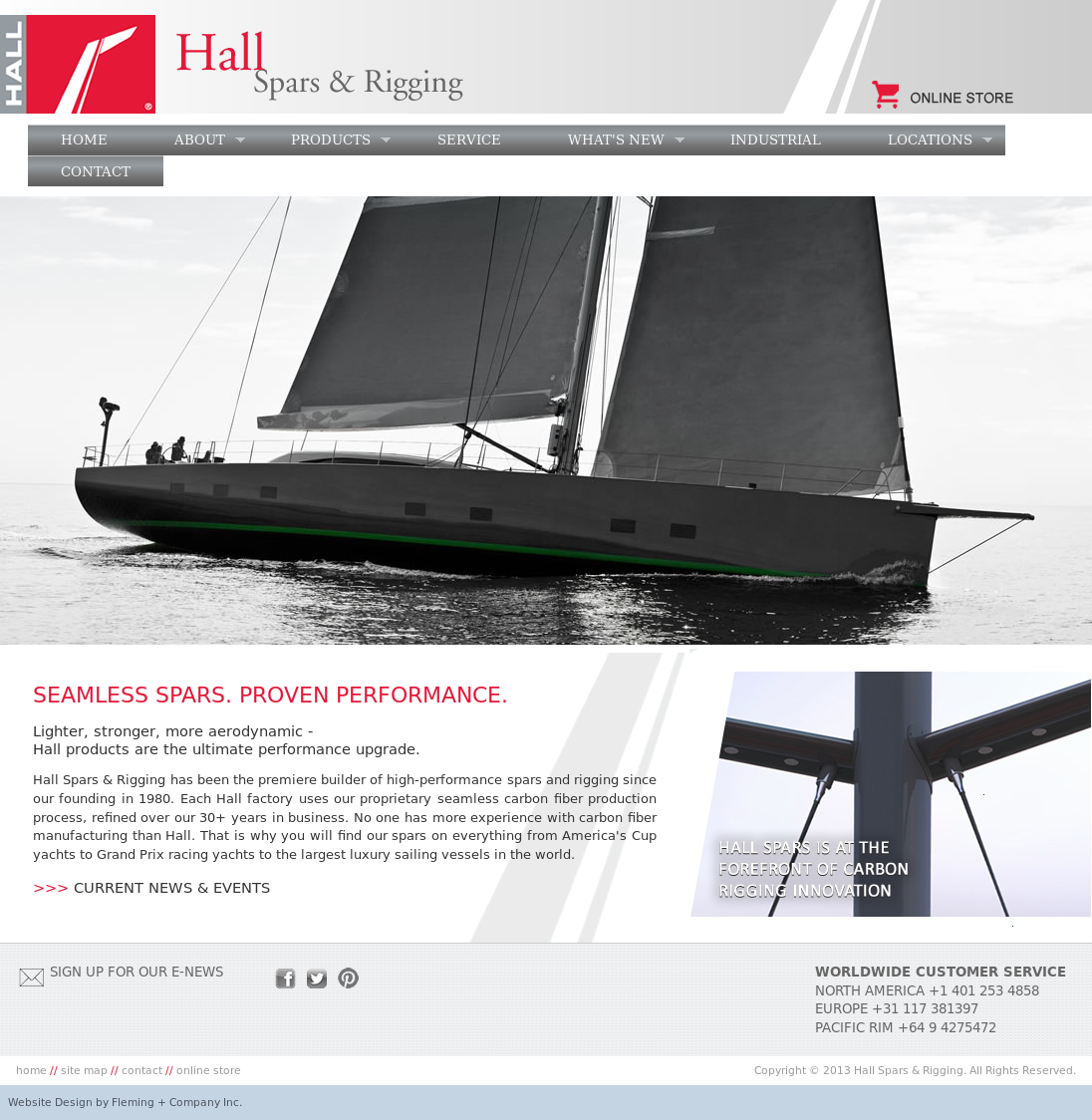 Hall Spars & Rigging Competitors, Revenue and Employees - Owler