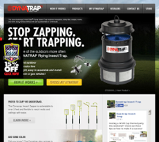 dynatrap website history
