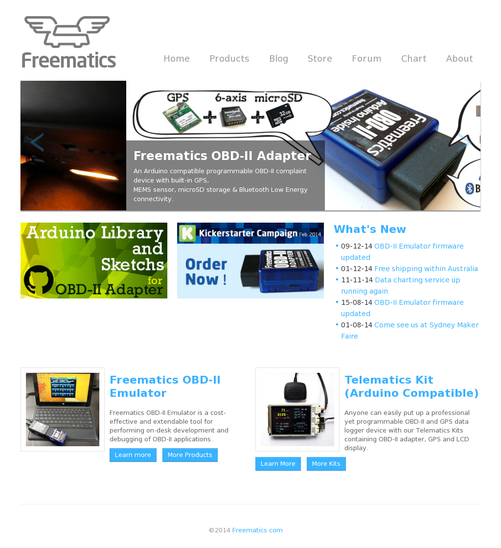 Owler Reports - Freematics Blog CAN sniffing AT commands published