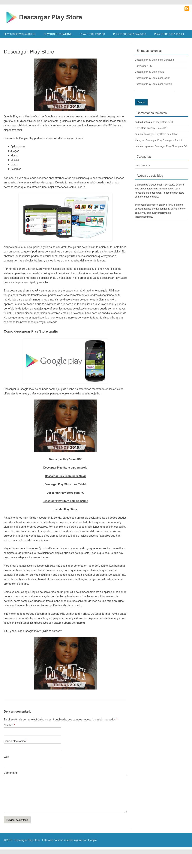 apk para descargar play store gratis