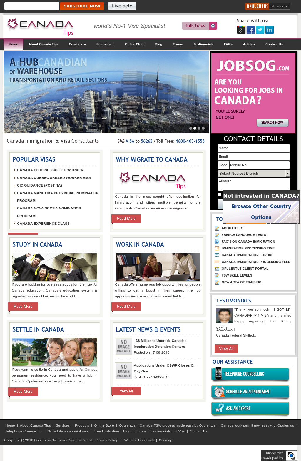 Canada Tips Competitors, Revenue and Employees - Owler Company Profile