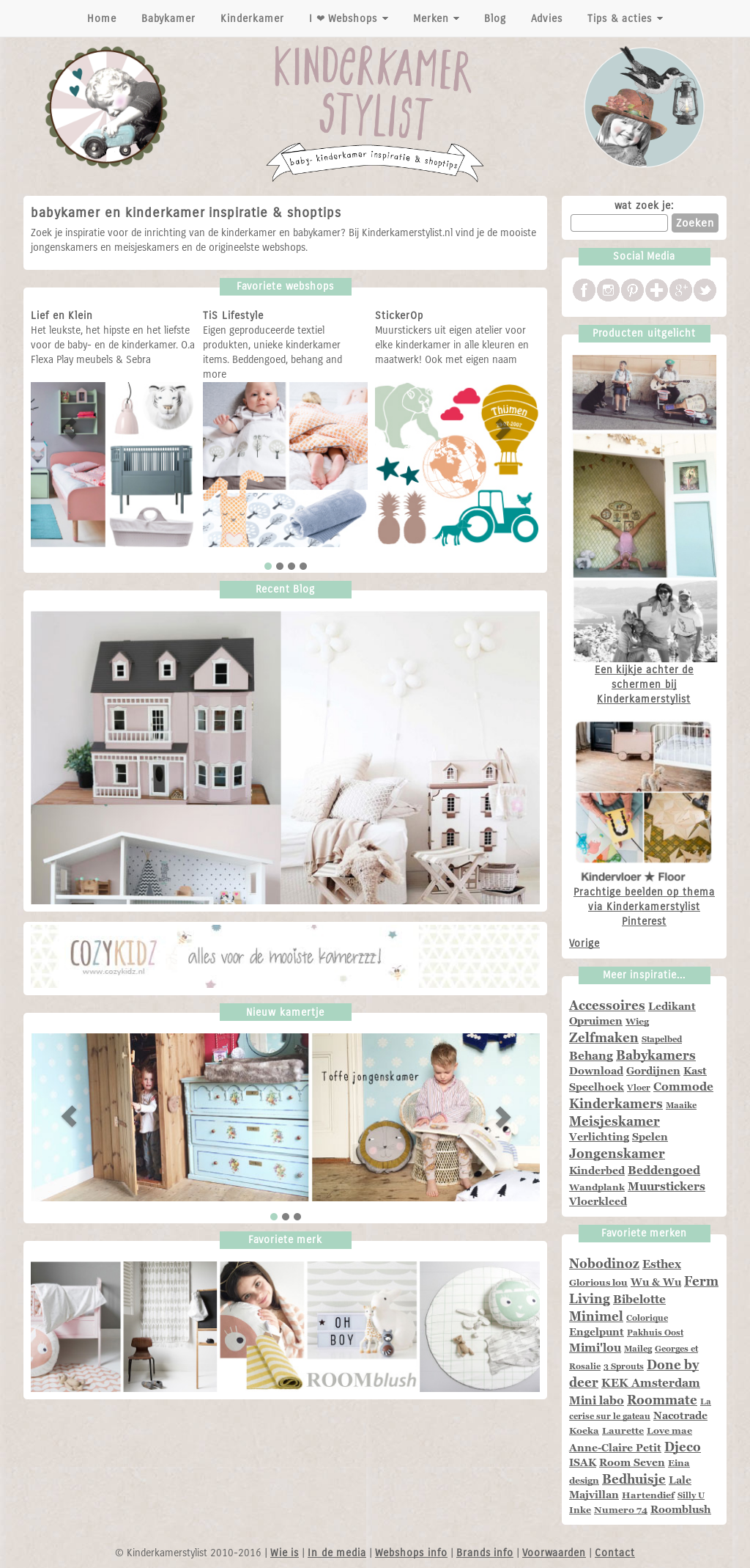 Kinderkamerstylist.nl Competitors, Revenue and Employees - Owler ...