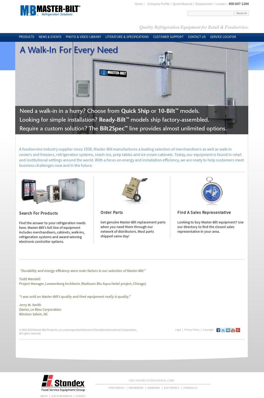 Master Bilt Competitors Revenue And Employees Owler Company Profile