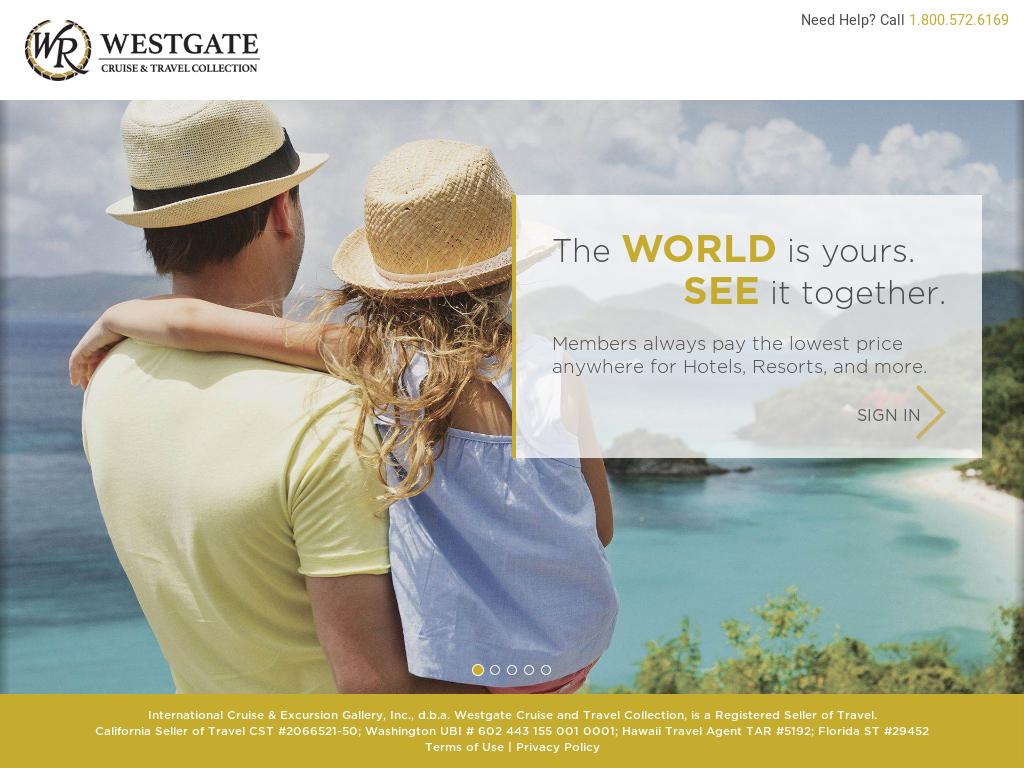 Westgatecruiseandtravel Com Westgate Cruise And Travel