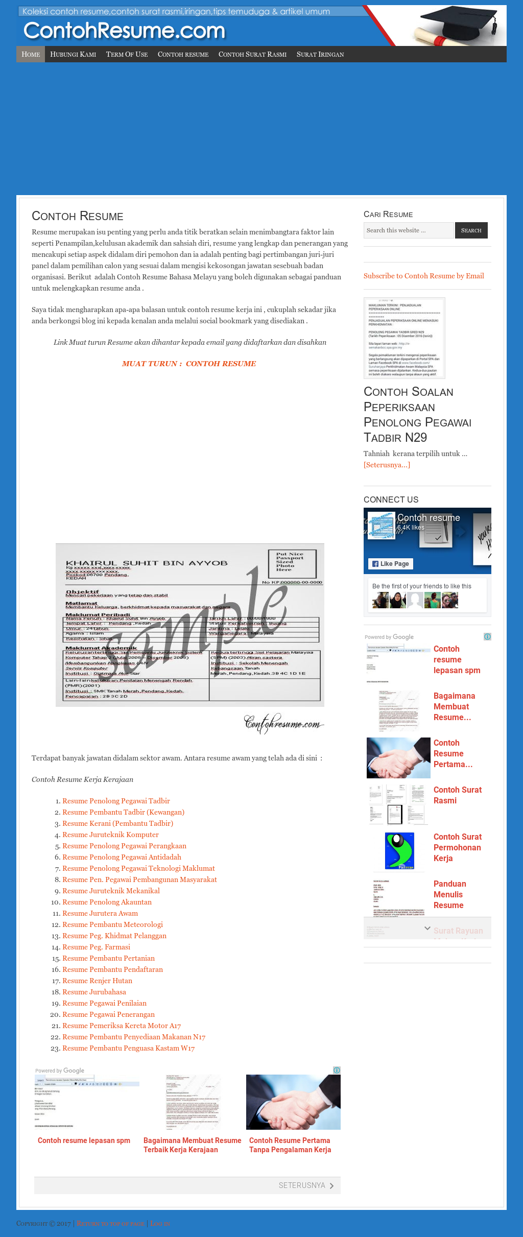 Contoh Resume Competitors Revenue And Employees Owler Company Profile
