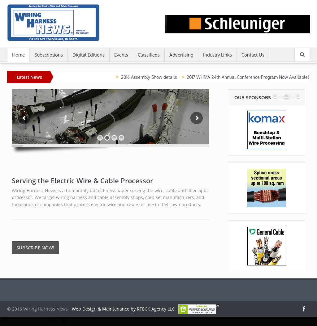 Wiring Harness News Competitors Revenue And Employees Owler Program Company Profile