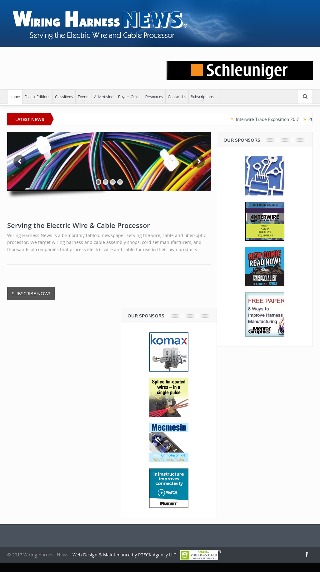Wiring Harness News Competitors Revenue And Employees Owler Manufacturing Website History