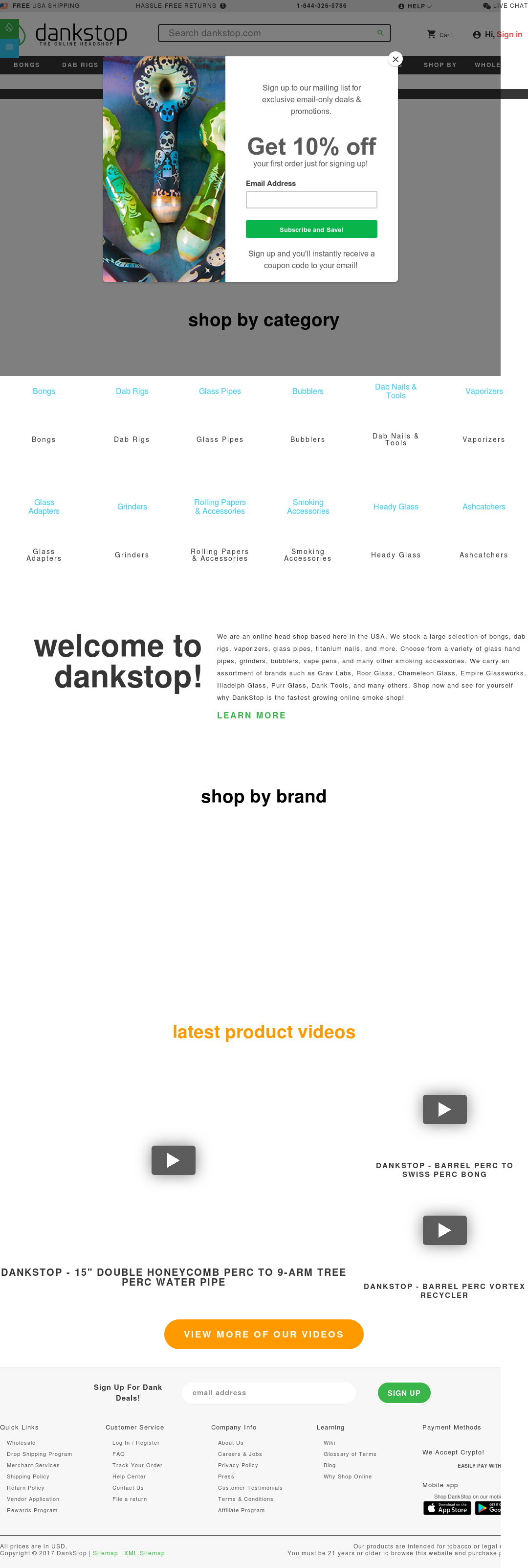 dankstop competitors revenue and employees owler company profile
