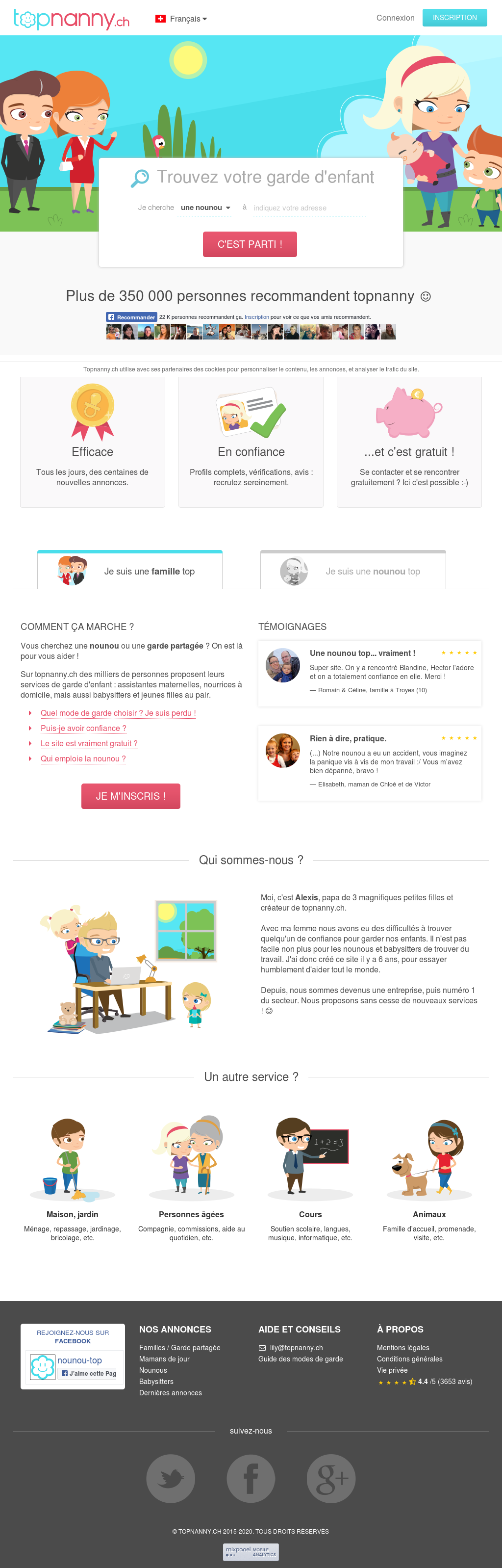 Topnanny Competitors Revenue And Employees Owler Company