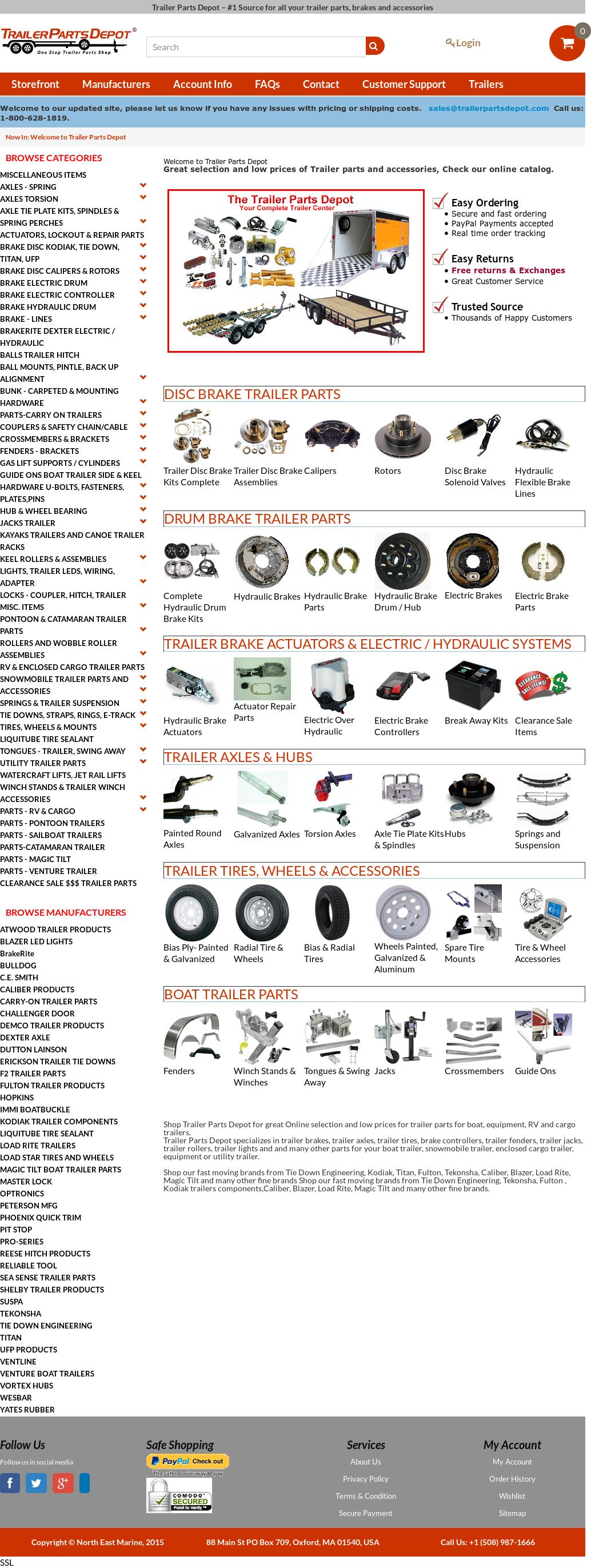Centro Del Materasso Carmagnola.Trailer Parts Depot Competitors Revenue And Employees Owler