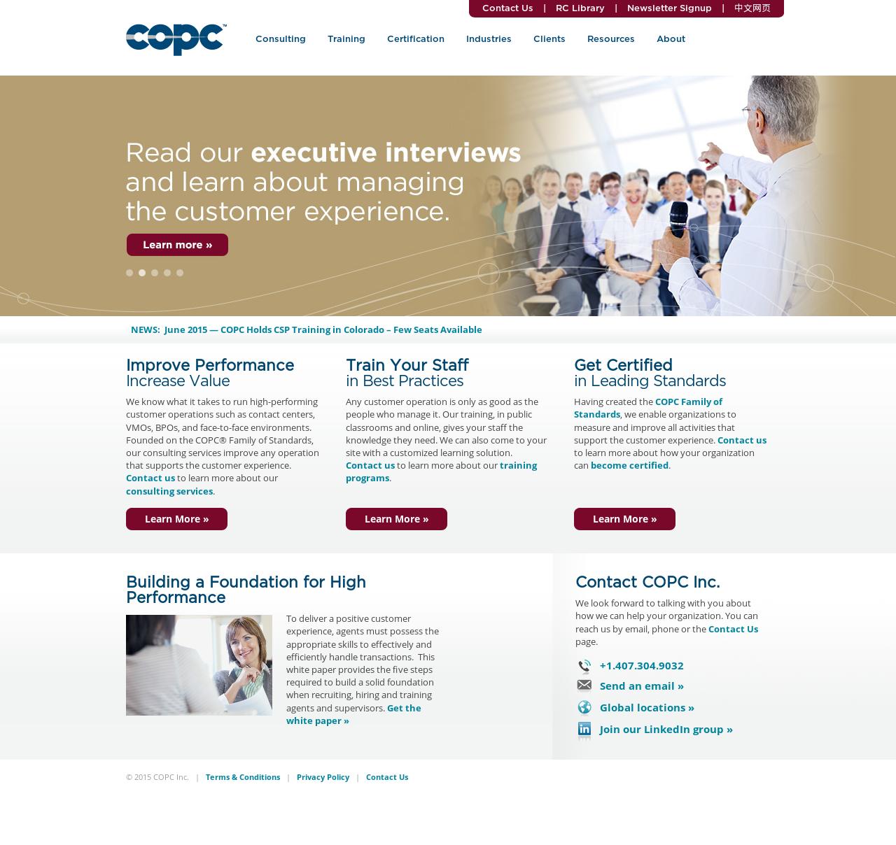 Copc Competitors Revenue And Employees Owler Company Profile