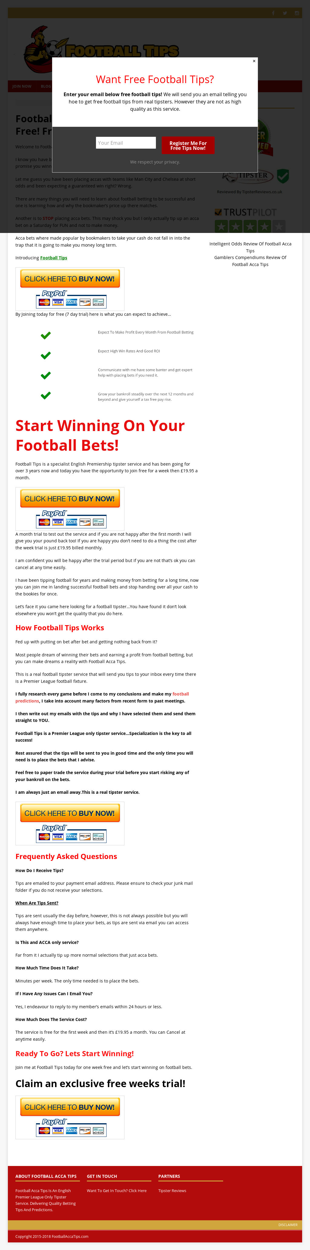 Football Accumulator Tips Competitors, Revenue and Employees - Owler