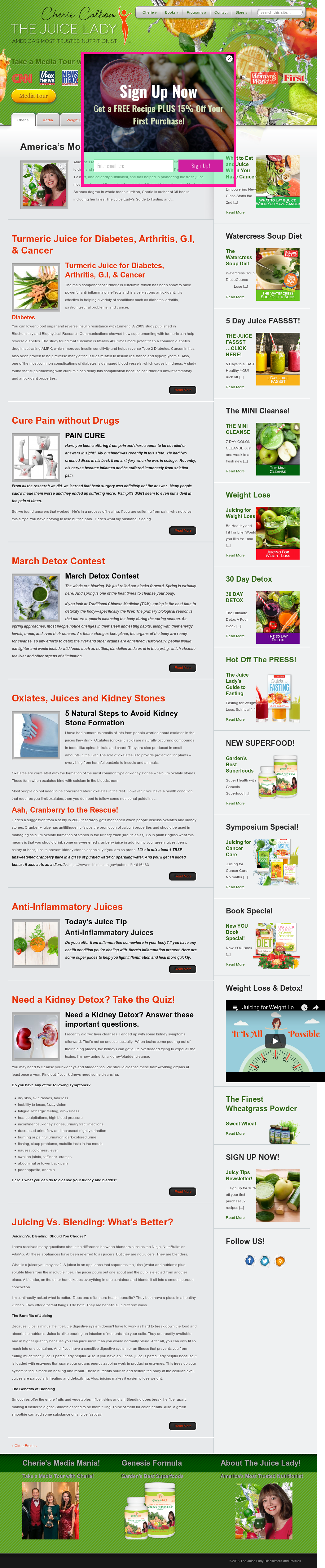 Juiceladycherie Competitors, Revenue and Employees - Owler Company
