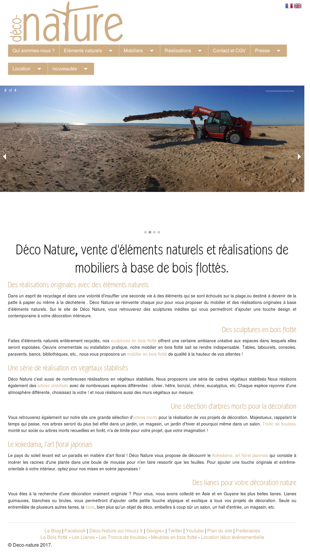 Deco Nature Competitors, Revenue And Employees   Owler Company Profile