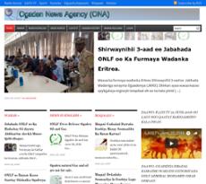 Wakaalada Wararka Ogadeeniya Ogaden News Agency Ona