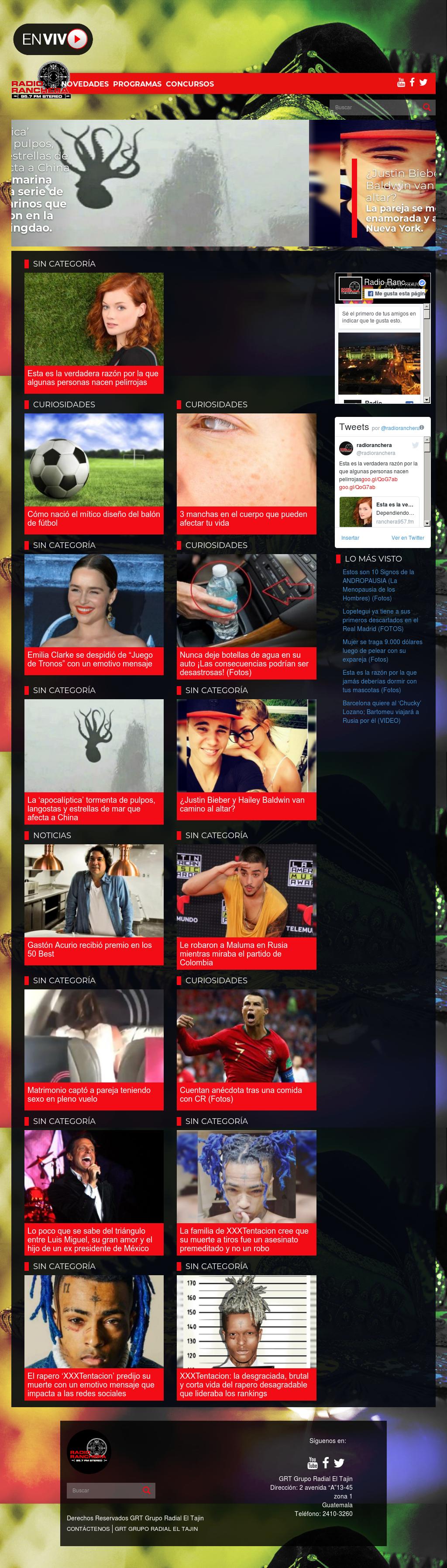Radio ranchera de guatemala online dating