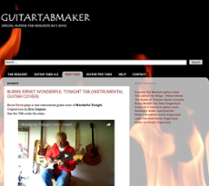 Guitartabmaker Competitors, Revenue and Employees - Owler