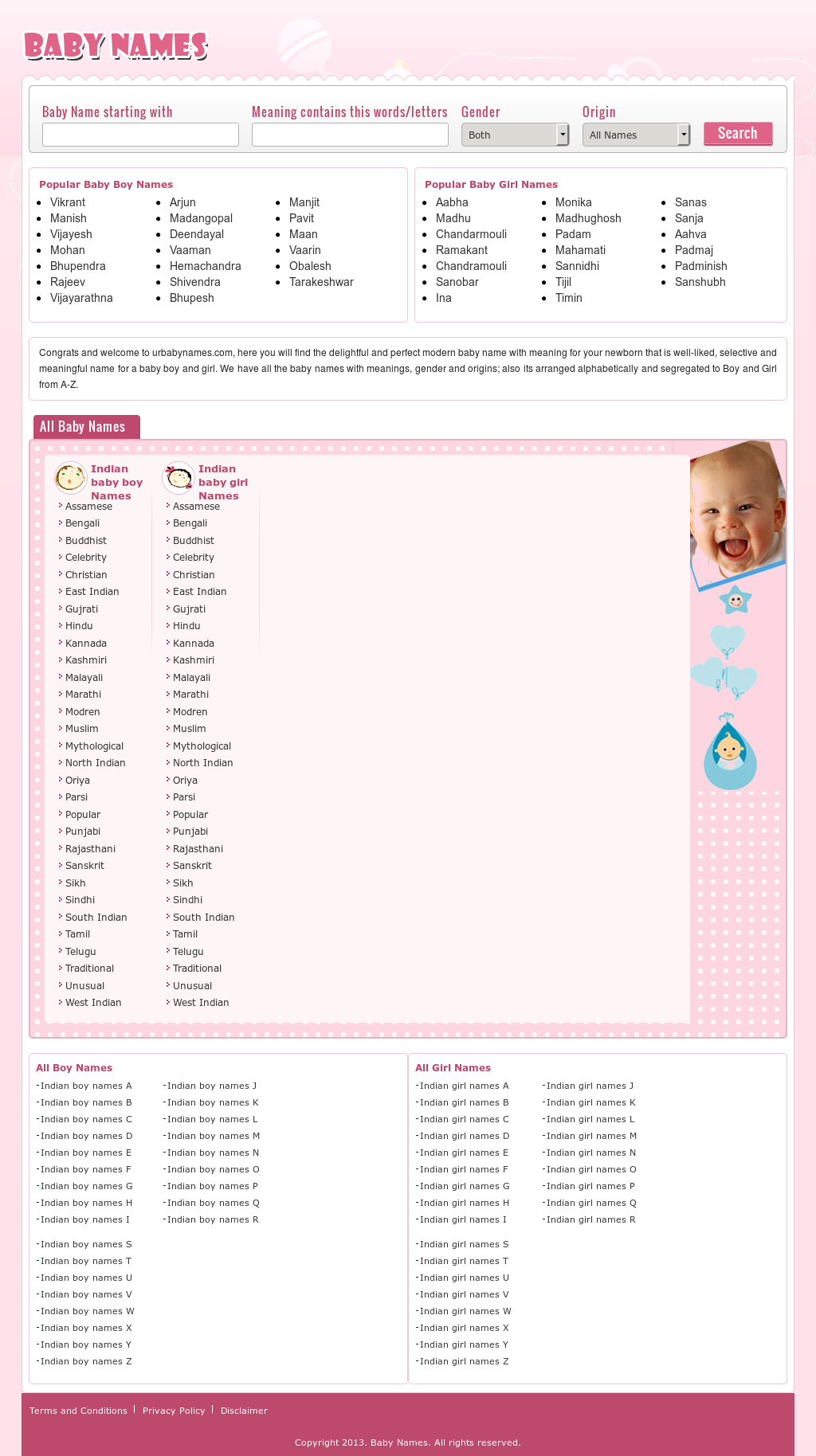 Ur Baby Names Competitors, Revenue and Employees - Owler