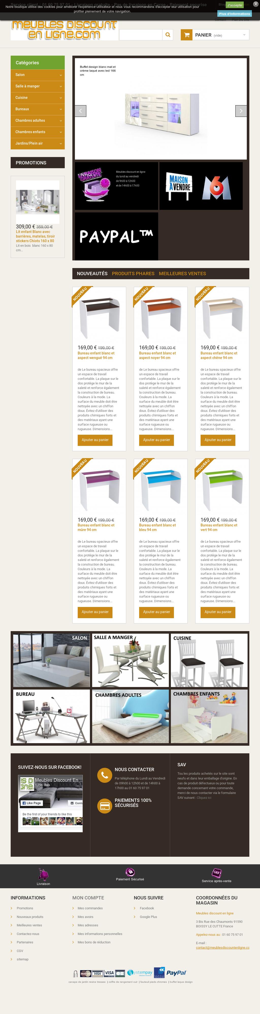 Meubles Discount En Ligne Competitors Revenue And Employees