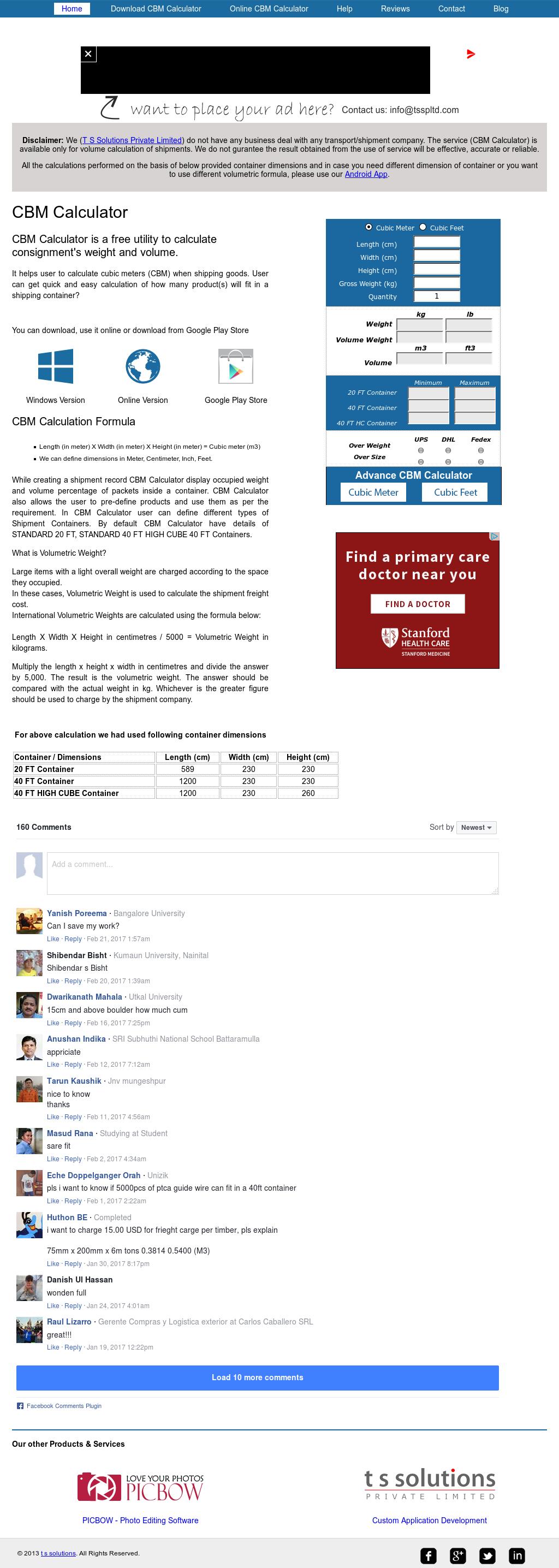 Cbm Calculator Competitors, Revenue and Employees - Owler