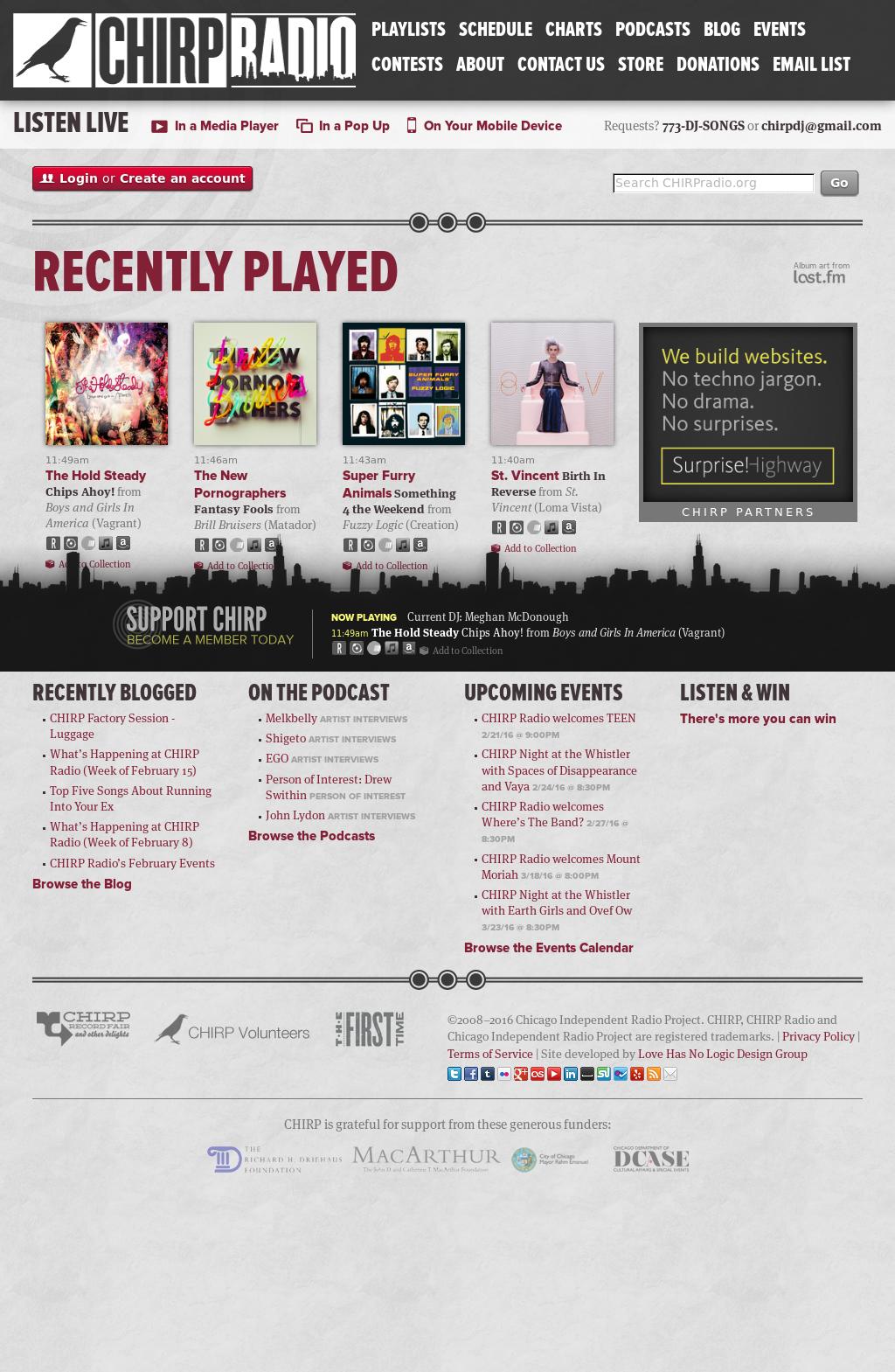 Chirpradio Competitors, Revenue and Employees - Owler