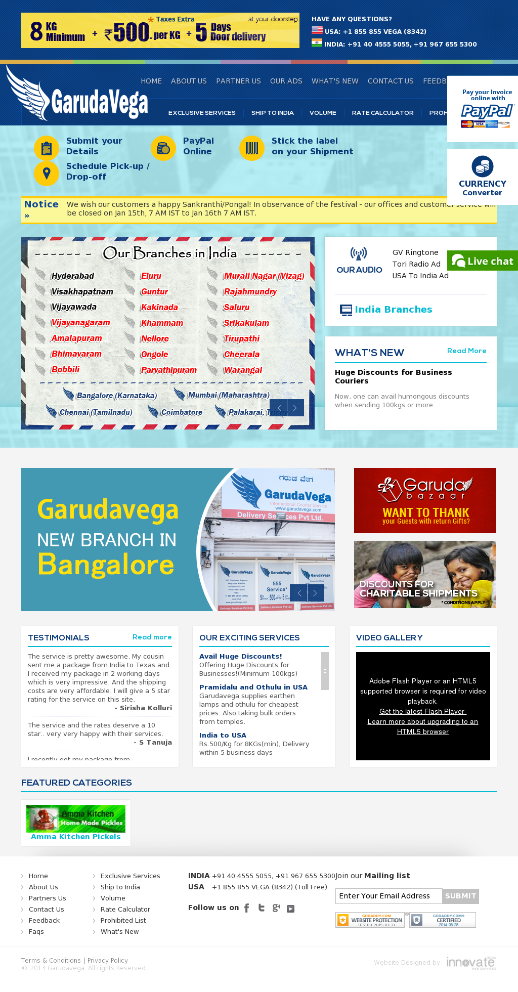 Garudavega Competitors, Revenue and Employees - Owler