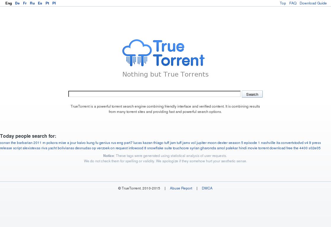 Truetorrent Competitors, Revenue and Employees - Owler Company Profile