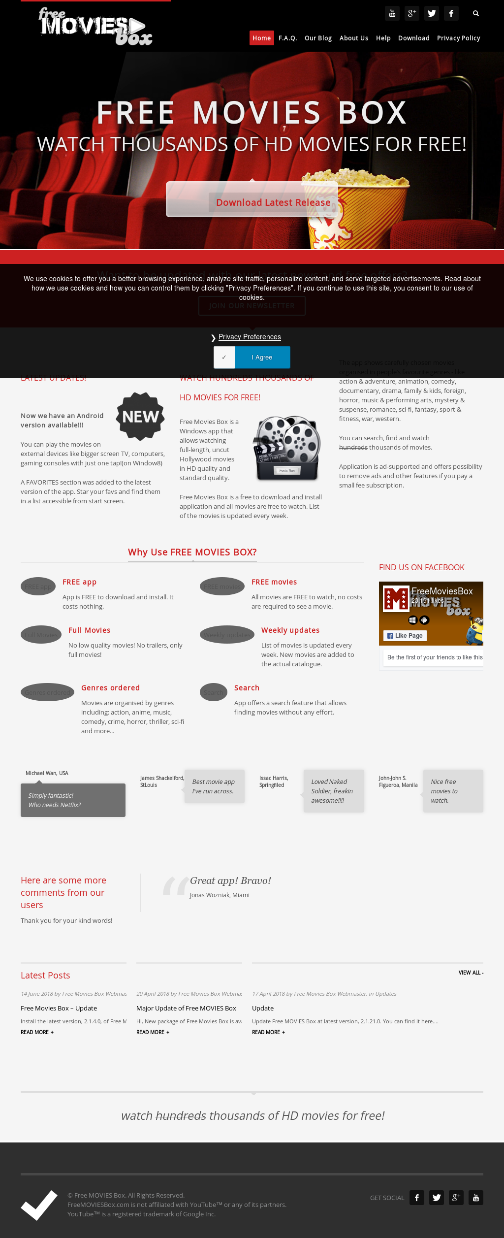 Freemoviesbox Competitors, Revenue and Employees - Owler Company Profile