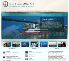 Yacht Owners Assoc. Of Ny website history