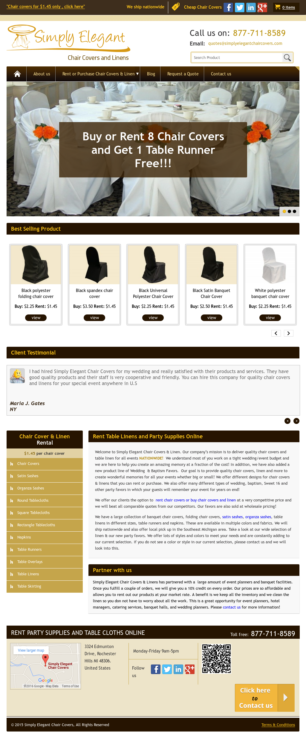 Fine Simply Elegant Chair Covers And Linens Competitors Revenue Machost Co Dining Chair Design Ideas Machostcouk